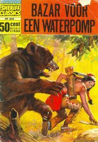 Cover Thumbnail for Sheriff Classics (Classics/Williams, 1964 series) #915