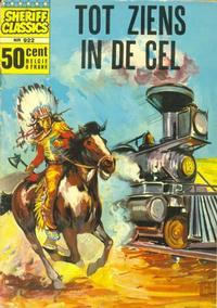Cover Thumbnail for Sheriff Classics (Classics/Williams, 1964 series) #922