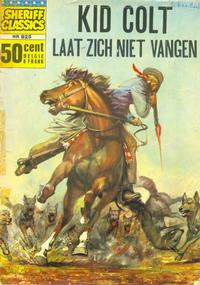 Cover Thumbnail for Sheriff Classics (Classics/Williams, 1964 series) #925