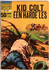 Cover Thumbnail for Sheriff Classics (Classics/Williams, 1964 series) #927