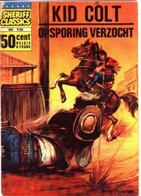 Cover Thumbnail for Sheriff Classics (Classics/Williams, 1964 series) #928