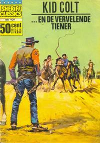 Cover Thumbnail for Sheriff Classics (Classics/Williams, 1964 series) #929