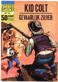 Cover Thumbnail for Sheriff Classics (Classics/Williams, 1964 series) #930