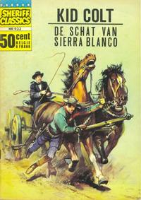 Cover Thumbnail for Sheriff Classics (Classics/Williams, 1964 series) #933