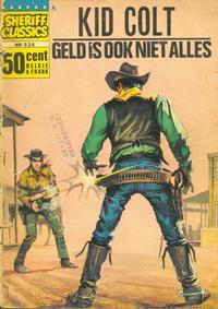 Cover Thumbnail for Sheriff Classics (Classics/Williams, 1964 series) #934