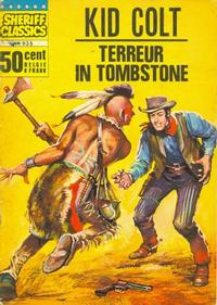 Cover Thumbnail for Sheriff Classics (Classics/Williams, 1964 series) #935