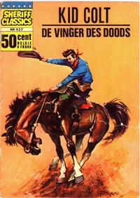 Cover Thumbnail for Sheriff Classics (Classics/Williams, 1964 series) #937