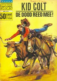 Cover Thumbnail for Sheriff Classics (Classics/Williams, 1964 series) #939