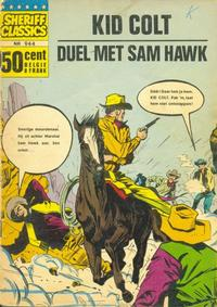 Cover Thumbnail for Sheriff Classics (Classics/Williams, 1964 series) #944