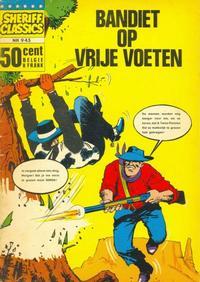 Cover Thumbnail for Sheriff Classics (Classics/Williams, 1964 series) #945