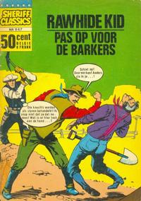 Cover Thumbnail for Sheriff Classics (Classics/Williams, 1964 series) #947