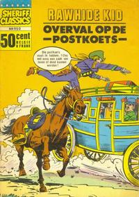 Cover Thumbnail for Sheriff Classics (Classics/Williams, 1964 series) #950