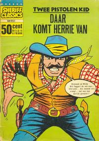 Cover Thumbnail for Sheriff Classics (Classics/Williams, 1964 series) #951