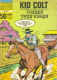Cover Thumbnail for Sheriff Classics (Classics/Williams, 1964 series) #965