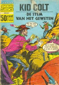 Cover Thumbnail for Sheriff Classics (Classics/Williams, 1964 series) #967