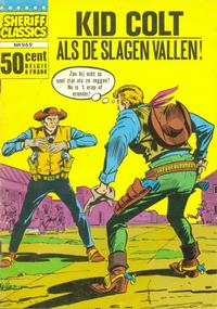 Cover Thumbnail for Sheriff Classics (Classics/Williams, 1964 series) #969