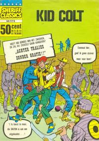 Cover Thumbnail for Sheriff Classics (Classics/Williams, 1964 series) #978