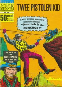Cover Thumbnail for Sheriff Classics (Classics/Williams, 1964 series) #983