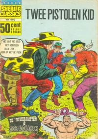 Cover Thumbnail for Sheriff Classics (Classics/Williams, 1964 series) #990