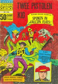 Cover Thumbnail for Sheriff Classics (Classics/Williams, 1964 series) #995