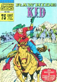 Cover Thumbnail for Sheriff Classics (Classics/Williams, 1964 series) #9109