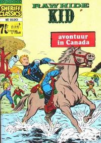 Cover Thumbnail for Sheriff Classics (Classics/Williams, 1964 series) #9120