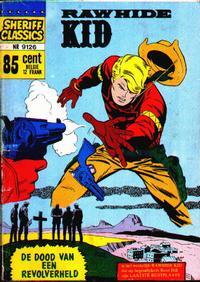 Cover Thumbnail for Sheriff Classics (Classics/Williams, 1964 series) #9126