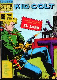 Cover Thumbnail for Sheriff Classics (Classics/Williams, 1964 series) #9128