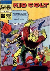 Cover Thumbnail for Sheriff Classics (Classics/Williams, 1964 series) #9132