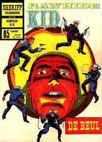 Cover Thumbnail for Sheriff Classics (Classics/Williams, 1964 series) #9139