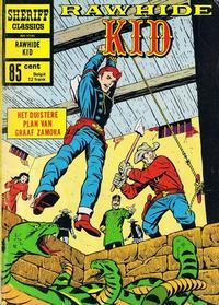 Cover Thumbnail for Sheriff Classics (Classics/Williams, 1964 series) #9140