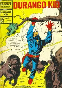 Cover Thumbnail for Sheriff Classics (Classics/Williams, 1964 series) #9158