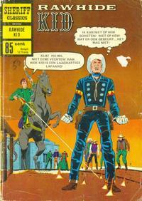 Cover Thumbnail for Sheriff Classics (Classics/Williams, 1964 series) #9159
