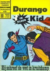 Cover Thumbnail for Sheriff Classics (Classics/Williams, 1964 series) #9167