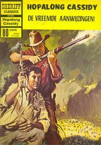 Cover Thumbnail for Sheriff Classics (Classics/Williams, 1964 series) #9168