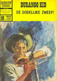 Cover Thumbnail for Sheriff Classics (Classics/Williams, 1964 series) #9169