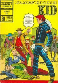 Cover Thumbnail for Sheriff Classics (Classics/Williams, 1964 series) #9171