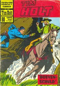 Cover Thumbnail for Sheriff Classics (Classics/Williams, 1964 series) #9189