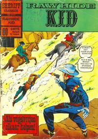 Cover Thumbnail for Sheriff Classics (Classics/Williams, 1964 series) #9191