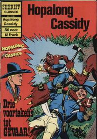 Cover Thumbnail for Sheriff Classics (Classics/Williams, 1964 series) #9198