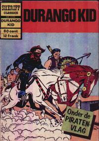 Cover Thumbnail for Sheriff Classics (Classics/Williams, 1964 series) #9199