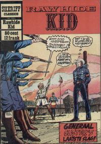 Cover Thumbnail for Sheriff Classics (Classics/Williams, 1964 series) #9201