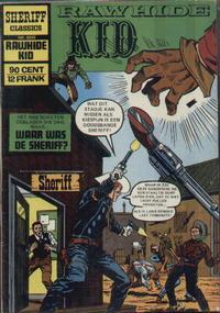 Cover Thumbnail for Sheriff Classics (Classics/Williams, 1964 series) #9203