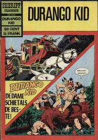 Cover Thumbnail for Sheriff Classics (Classics/Williams, 1964 series) #9206