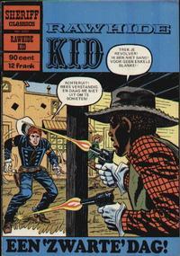 Cover Thumbnail for Sheriff Classics (Classics/Williams, 1964 series) #9207