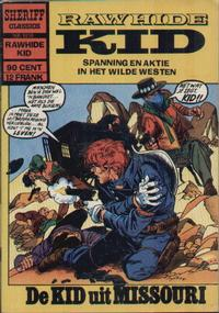 Cover Thumbnail for Sheriff Classics (Classics/Williams, 1964 series) #9210