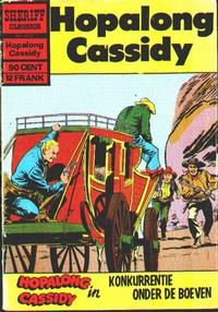 Cover Thumbnail for Sheriff Classics (Classics/Williams, 1964 series) #9216