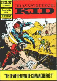 Cover Thumbnail for Sheriff Classics (Classics/Williams, 1964 series) #9223