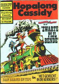 Cover Thumbnail for Sheriff Classics (Classics/Williams, 1964 series) #9224