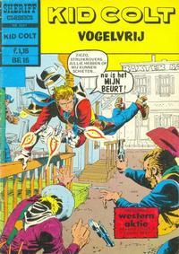 Cover Thumbnail for Sheriff Classics (Classics/Williams, 1964 series) #9231